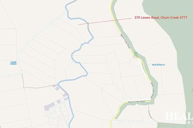 379 Lowes Road, Chum Creek VIC 3777