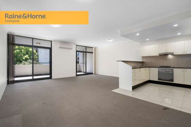 35/29-33 Campbell Street, Liverpool NSW 2170