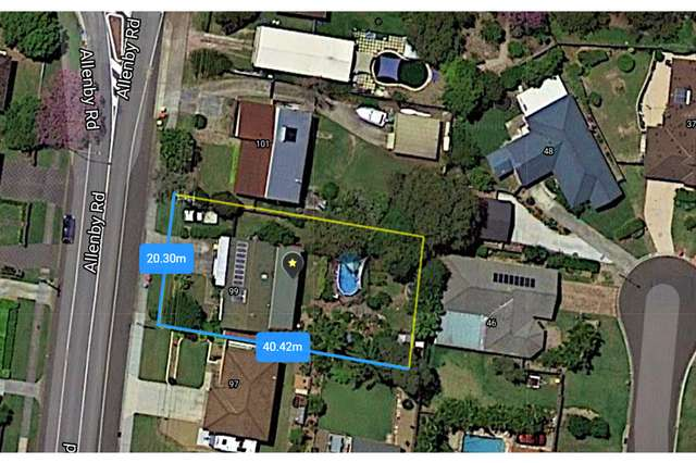 99 Allenby Road, Wellington Point QLD 4160