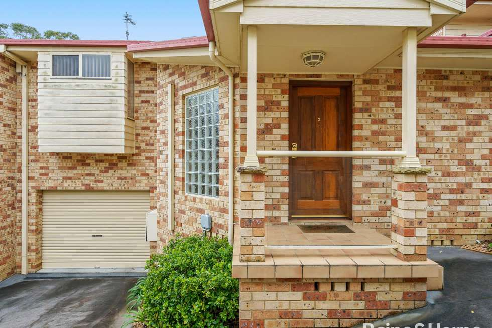 Second view of Homely townhouse listing, 2/49 Frederick Street, East Gosford NSW 2250