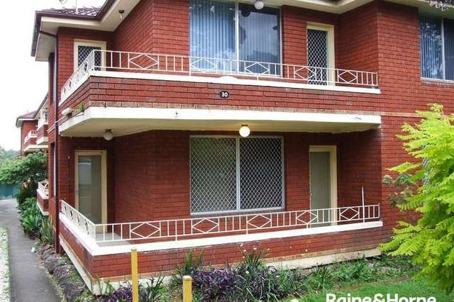 8/30 HENLEY RD, Homebush West NSW 2140