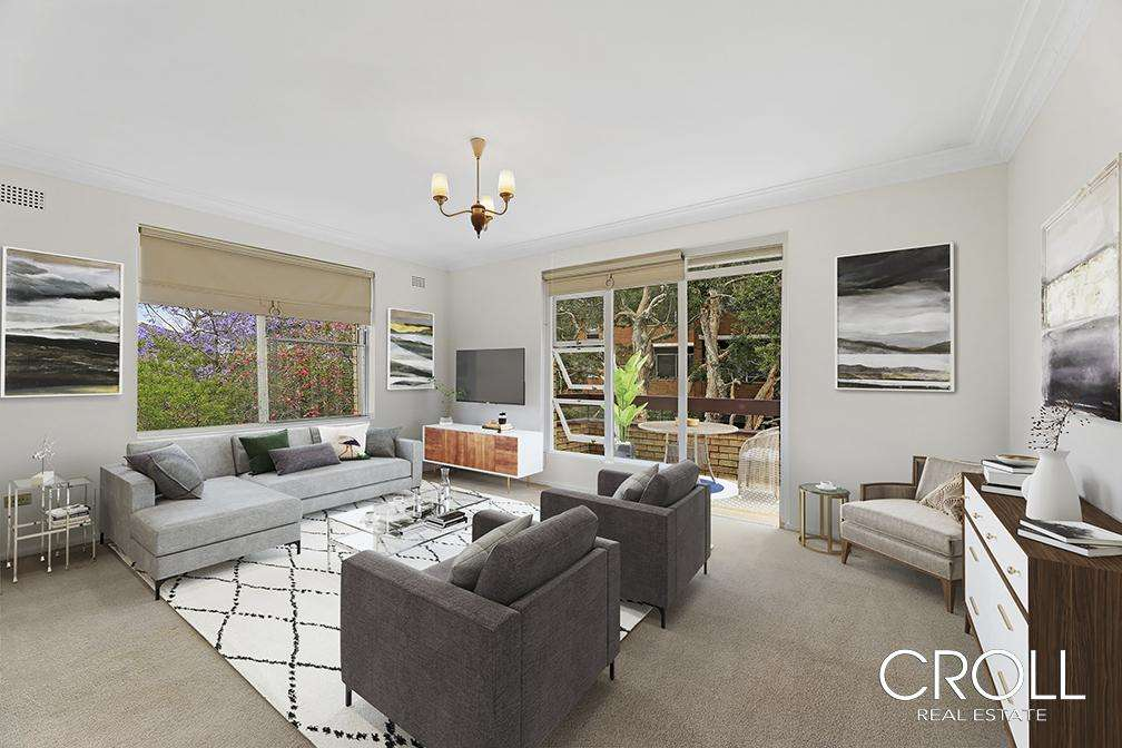 Main view of Homely apartment listing, 9/10 Hazelbank Road, Wollstonecraft, NSW 2065