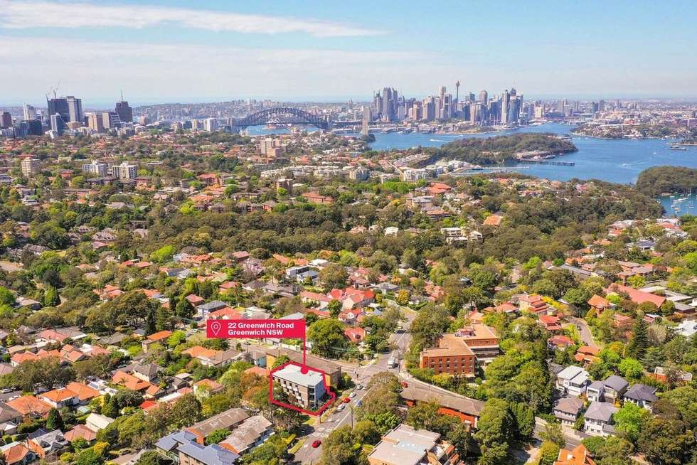 Fourth view of Homely studio listing, G.03/22 Grenwich Road, Greenwich NSW 2065