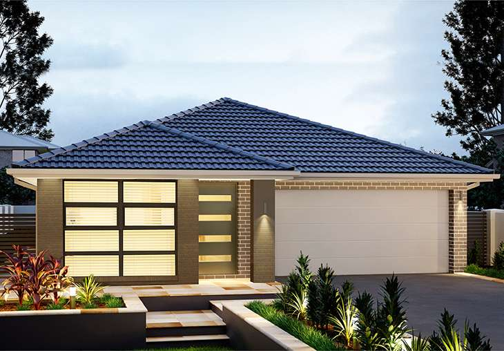 Main view of Homely property listing, Lot 6186 Glossodia Drive, Leppington, NSW 2171