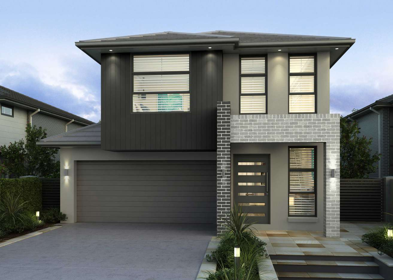 Main view of Homely property listing, Lot 209 Moon Street, Leppington, NSW 2171