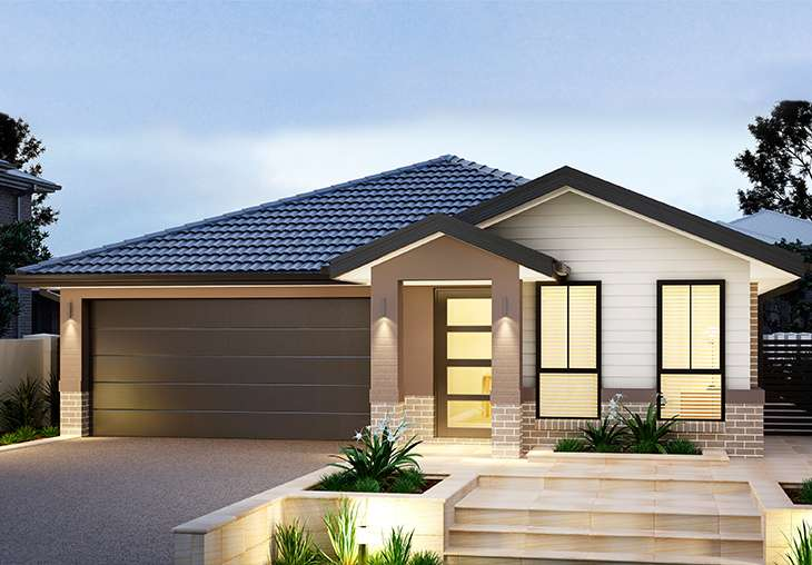 Main view of Homely property listing, Lot 218 Sun Road, Leppington, NSW 2171