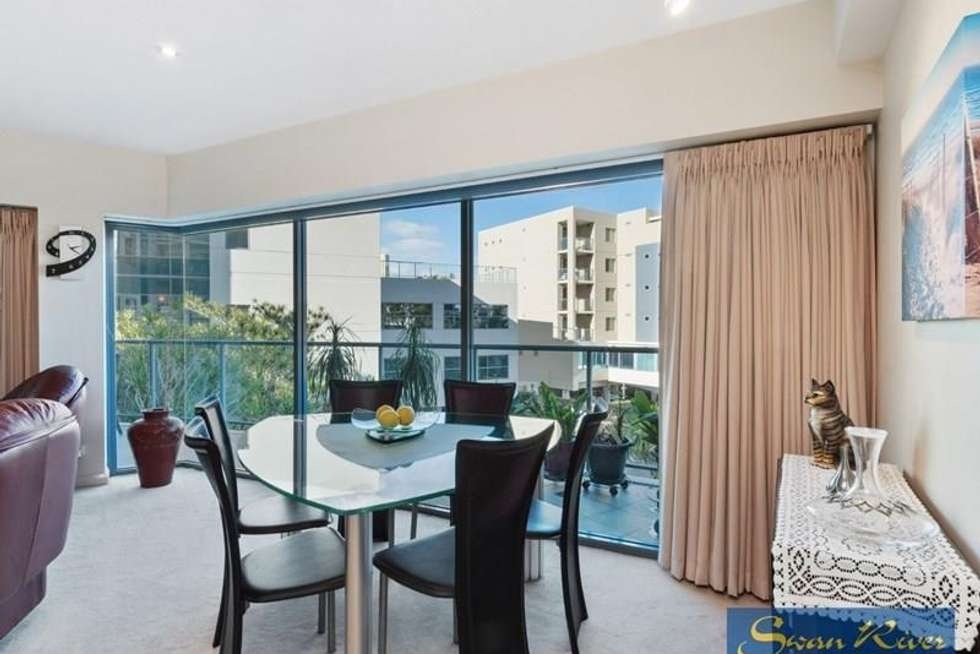 Second view of Homely apartment listing, 3/19 Bowman Street, South Perth WA 6151