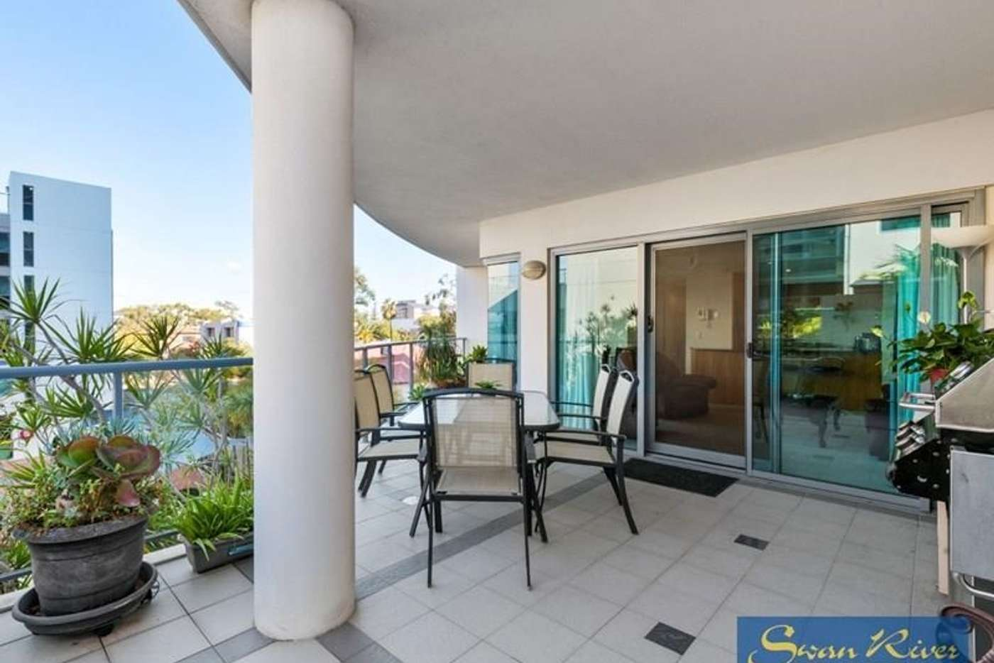 Sixth view of Homely apartment listing, 3/19 Bowman Street, South Perth WA 6151