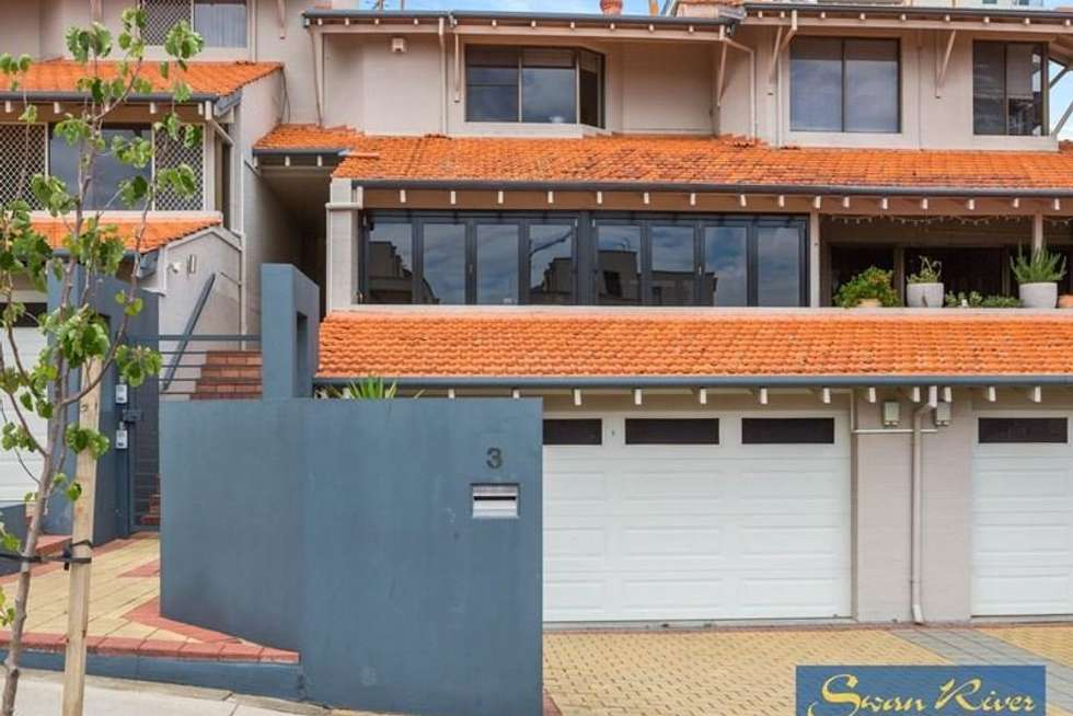 Third view of Homely townhouse listing, 3/4 Parker Street, South Perth WA 6151