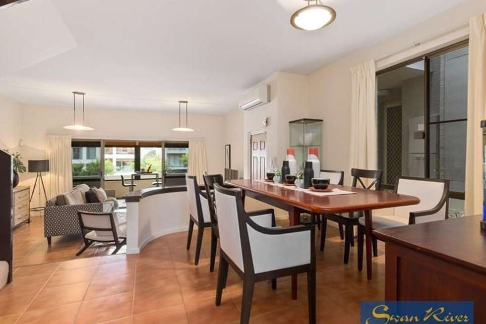 Fourth view of Homely townhouse listing, 3/4 Parker Street, South Perth WA 6151