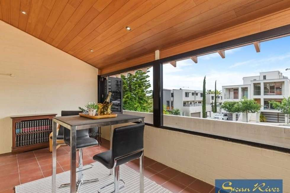 Fifth view of Homely townhouse listing, 3/4 Parker Street, South Perth WA 6151