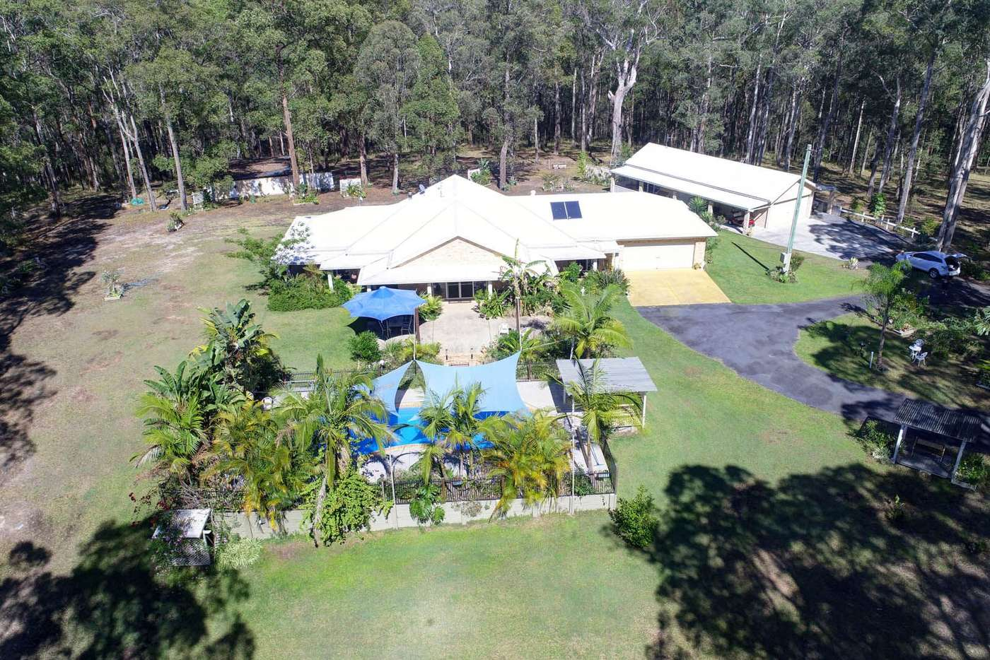 Main view of Homely ruralOther listing, 56 Tallwood Drive, Hallidays Point NSW 2430