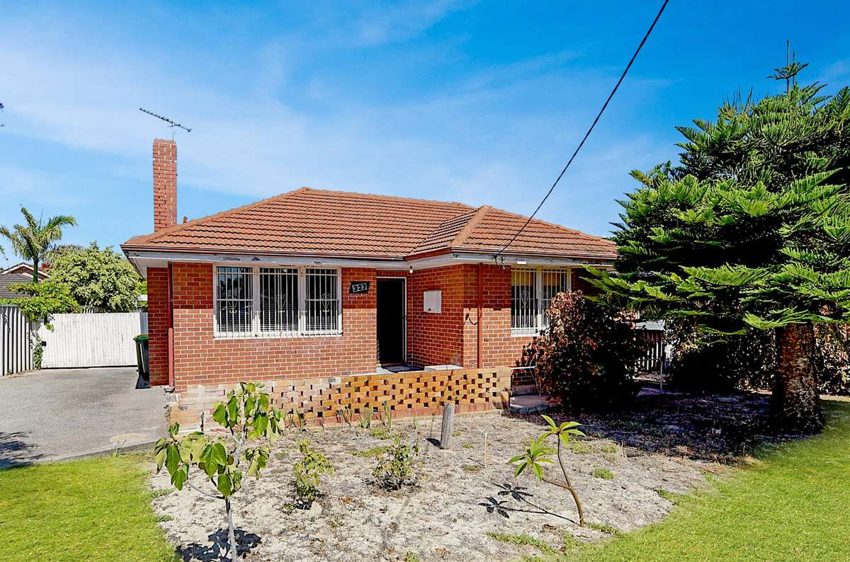Main view of Homely property listing, 327 Flinders Street, Nollamara, WA 6061