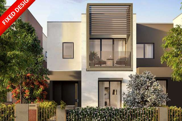 Lot 663 Biscuit Street, Leppington NSW 2171