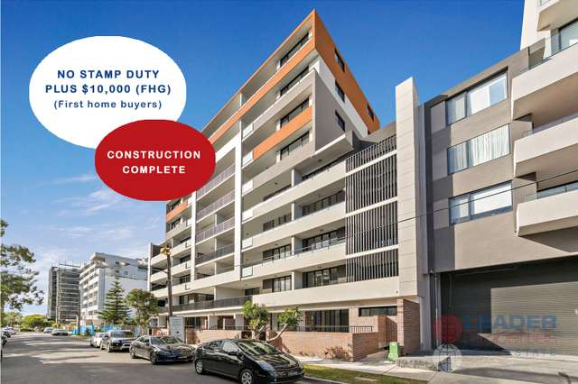 Unit 305/16-20 Smallwood Avenue, Homebush NSW 2140