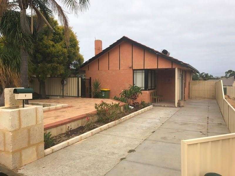 Main view of Homely house listing, 7 Brindle Street, Coolbellup, WA 6163
