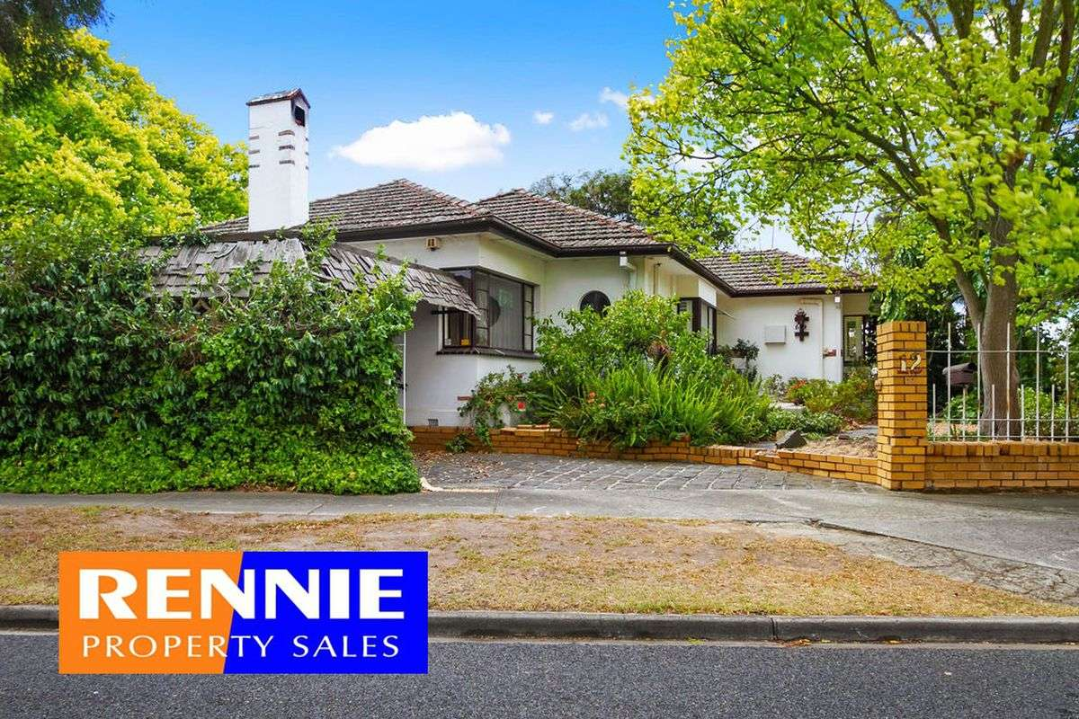 Main view of Homely house listing, 12 Foster Avenue, Morwell, VIC 3840