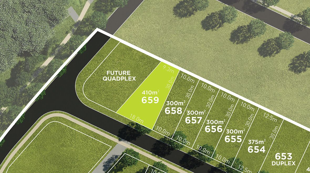 Lot 659 Cambridge Way