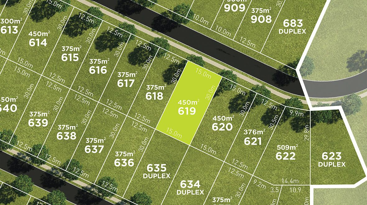 Lot 619 Cambridge Way