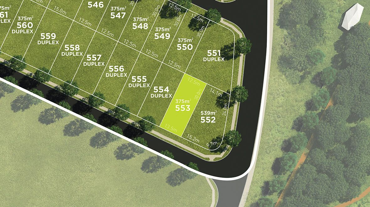 Lot 553 Blair Street