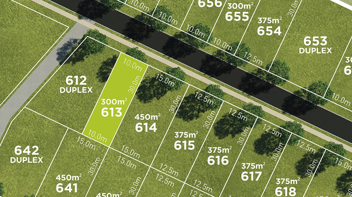 Lot 613 Cambridge Way