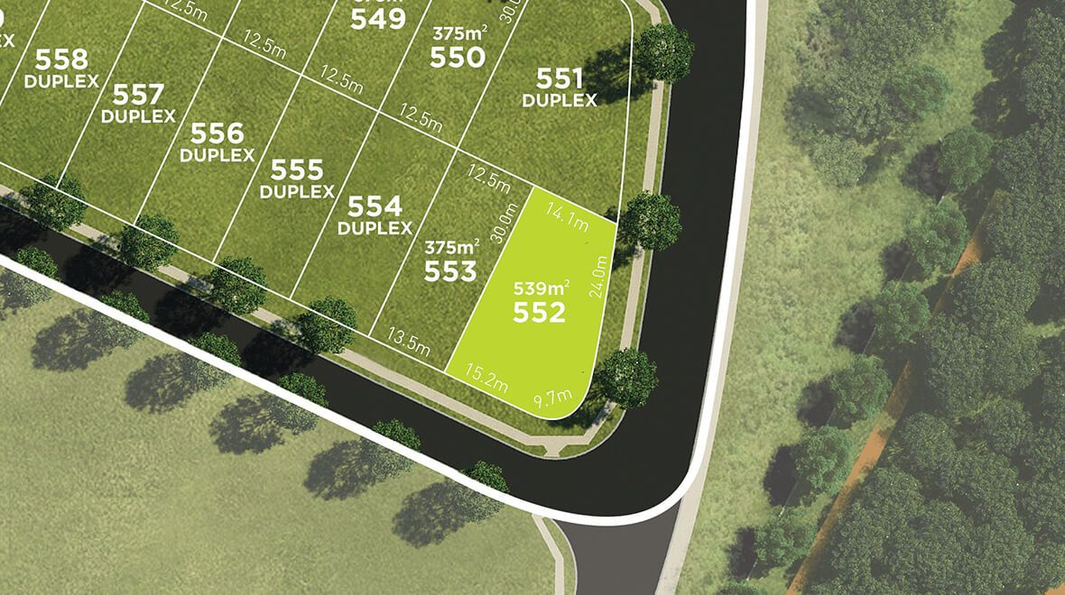 Lot 552 Blair Street