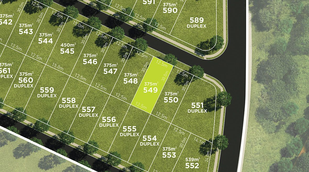 Lot 549 Bradfield Street