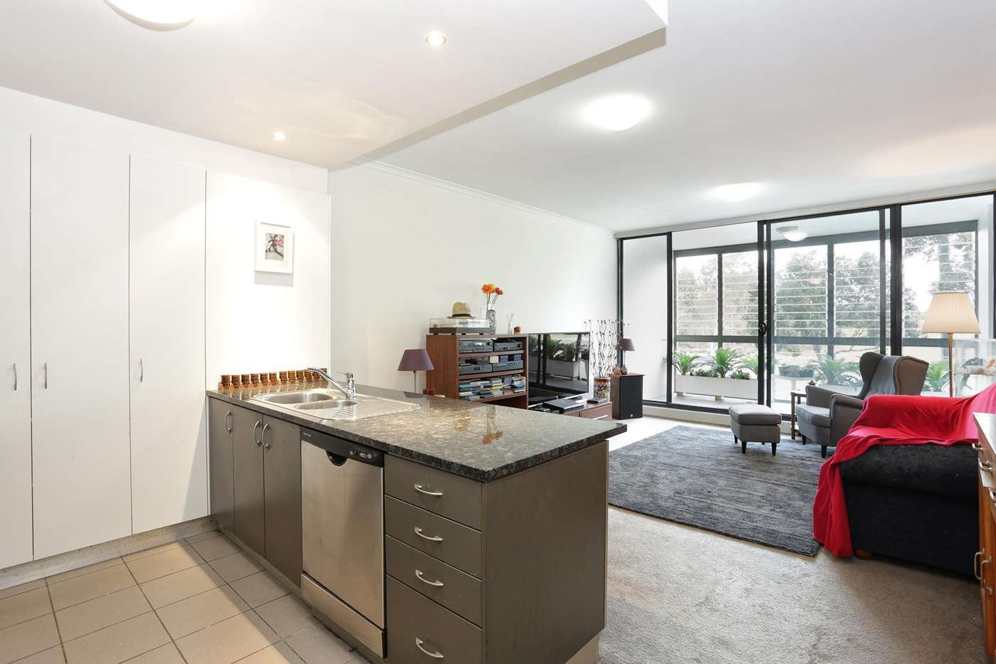 Main view of Homely unit listing, 453/221 Sydney Park Rd, Erskineville, NSW 2043