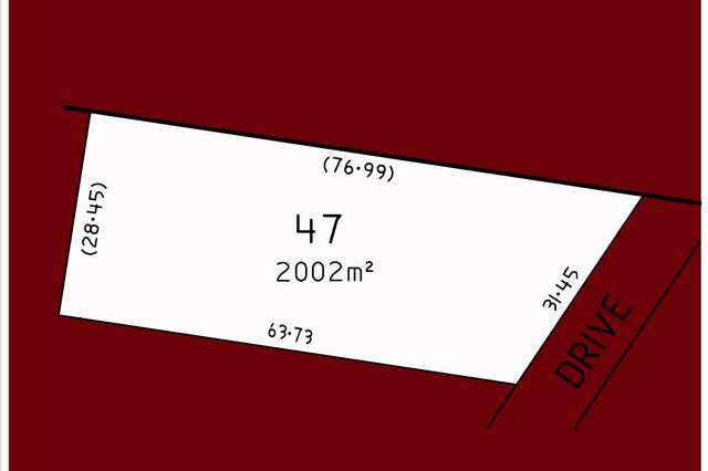 Lot 47, 33 Sports Drive, Gaskin Rise Estate