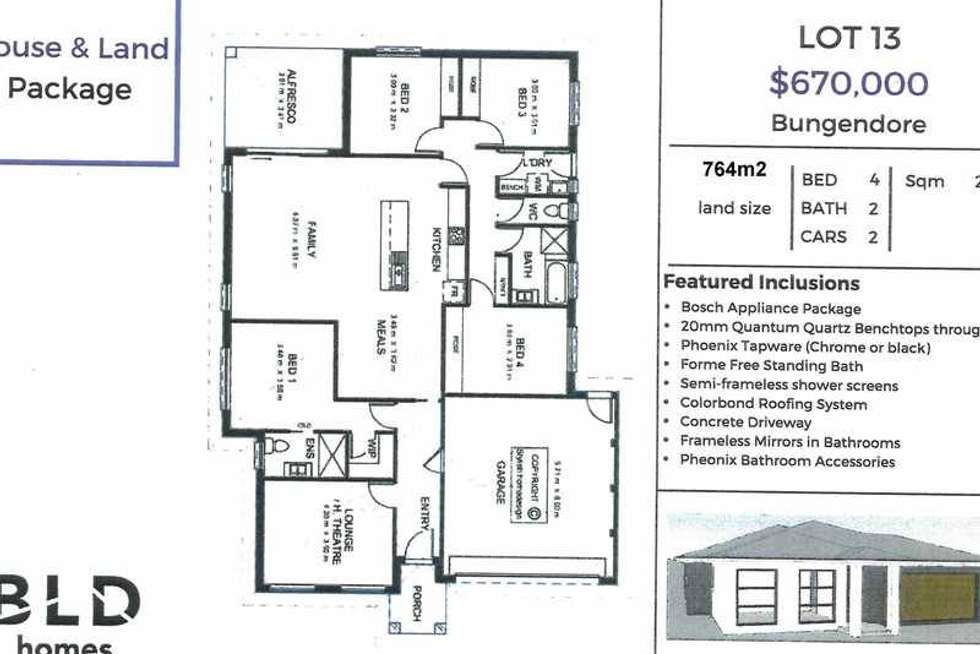 Second view of Homely other listing, 7 Maslin Place, Bungendore NSW 2621