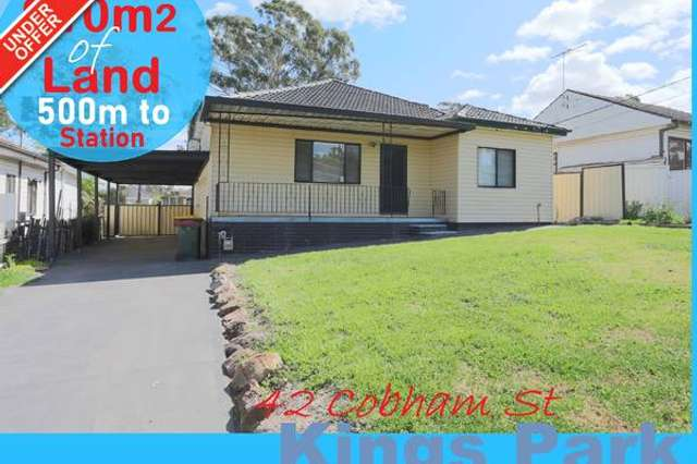 42 Cobham Street, Kings Park NSW 2148