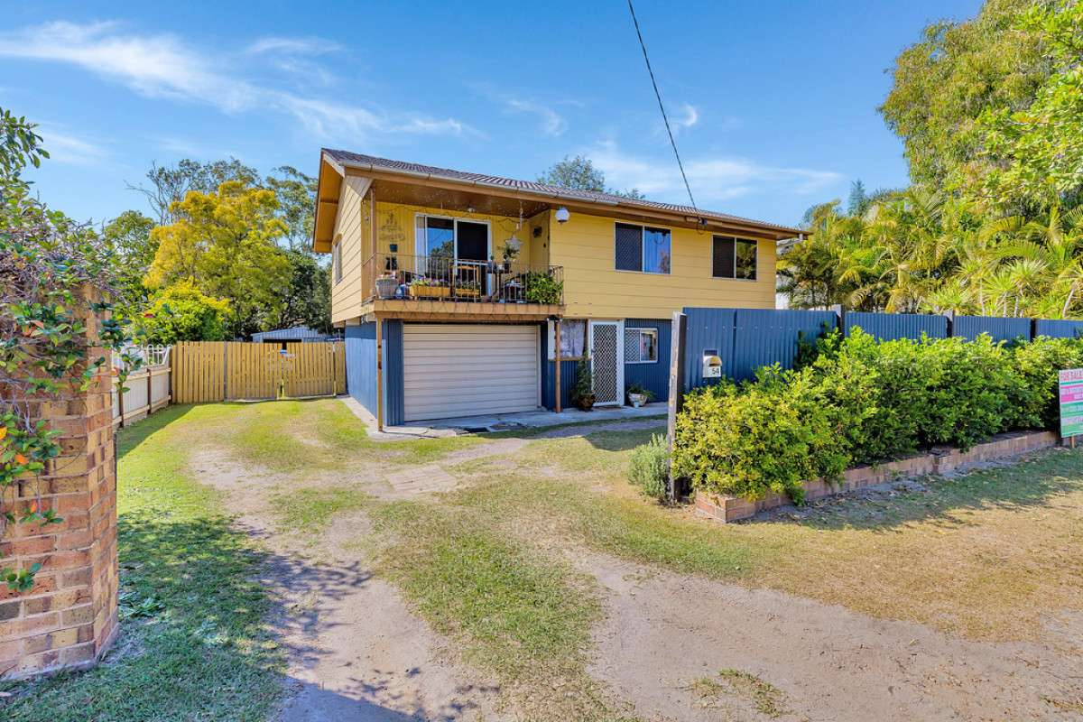 Main view of Homely property listing, 54 Bailey Road, Deception Bay, QLD 4508