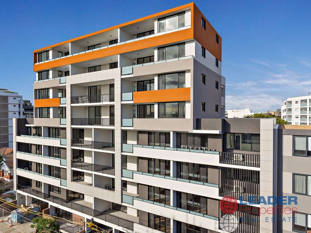 Main view of Homely apartment listing, 504/16-20 Smallwood Avenue, Homebush, NSW 2140
