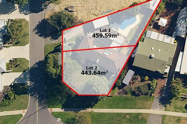 Proposed Lots 6 and 6A Hornsby Street, Melville WA 6156