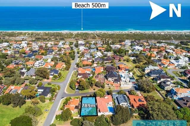 4 Yallambee Place, City Beach WA 6015