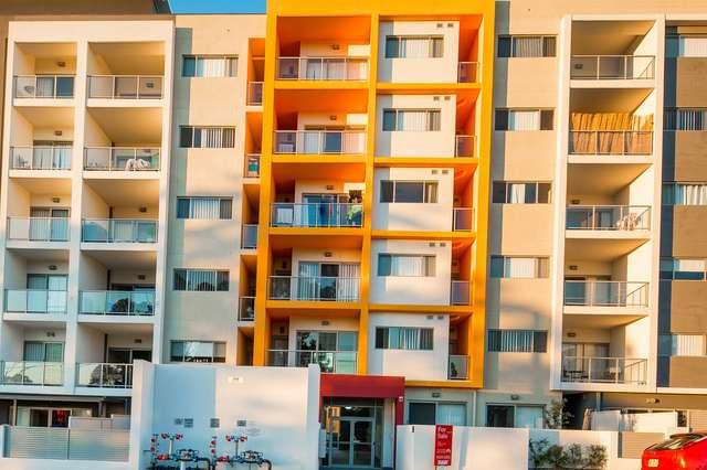 Unit Unit 58/48-52 Warby Street., Campbelltown NSW 2560