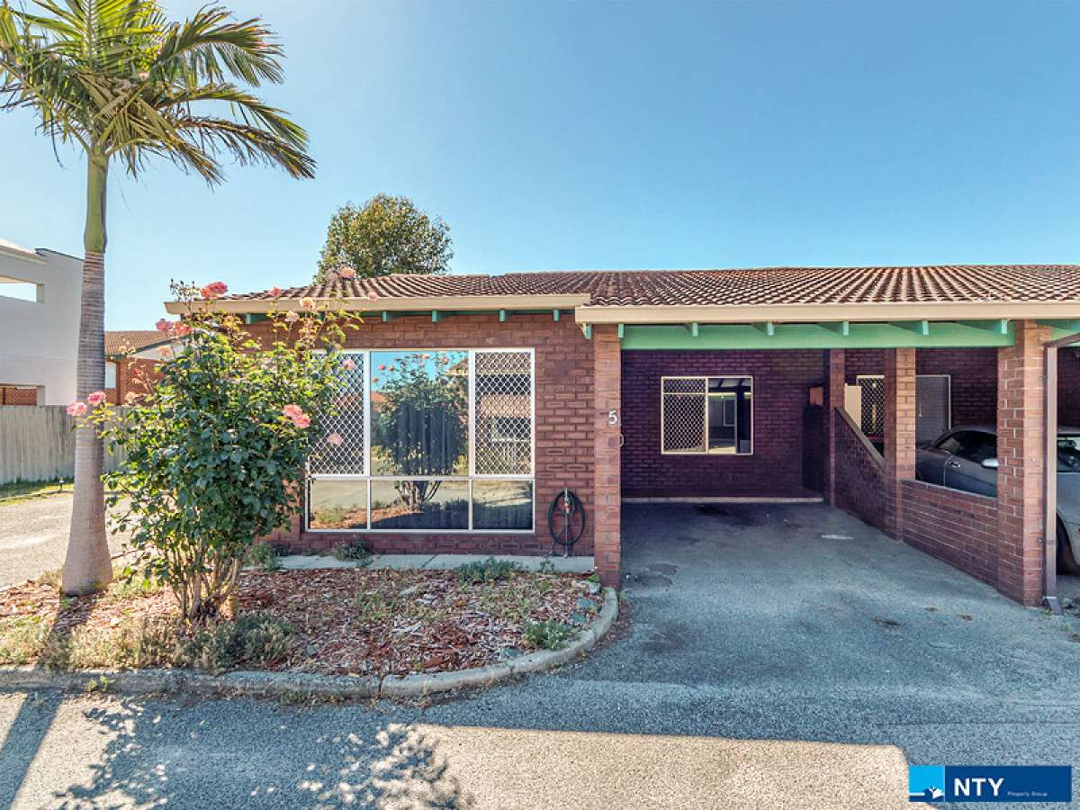 Main view of Homely property listing, 5/23-25 Seventh Avenue, Maylands, WA 6051