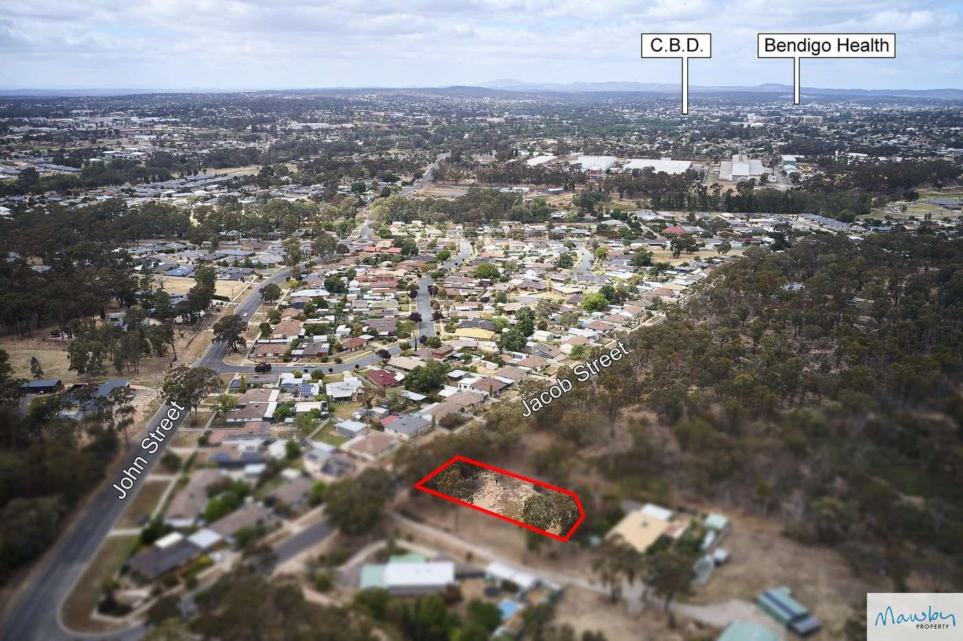 Main view of Homely  listing, 55 Jacob Street, North Bendigo, VIC 3550