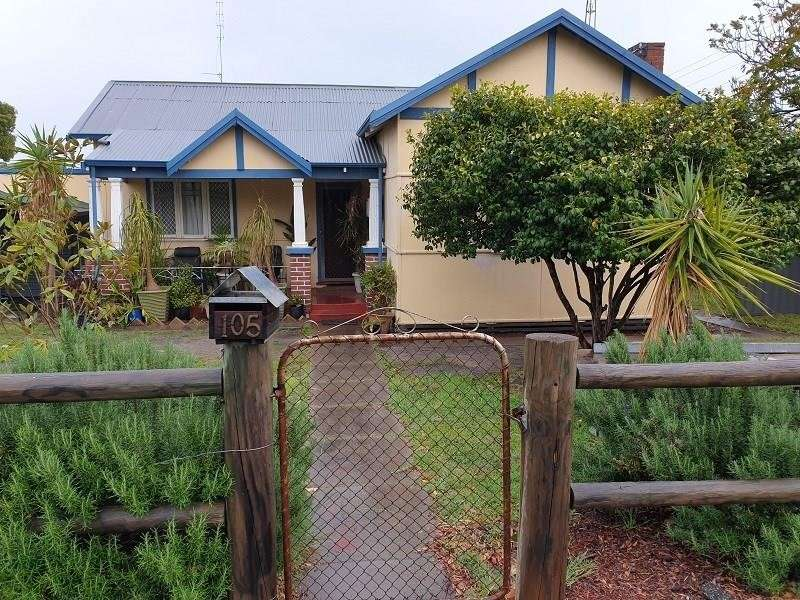 Main view of Homely house listing, 105 South Western Highway, Waroona, WA 6215
