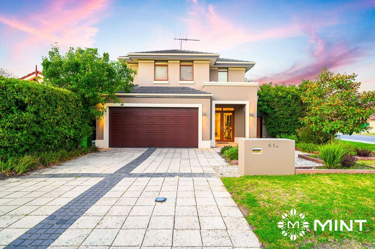 Main view of Homely property listing, 41D Lamond Street, Melville, WA 6156