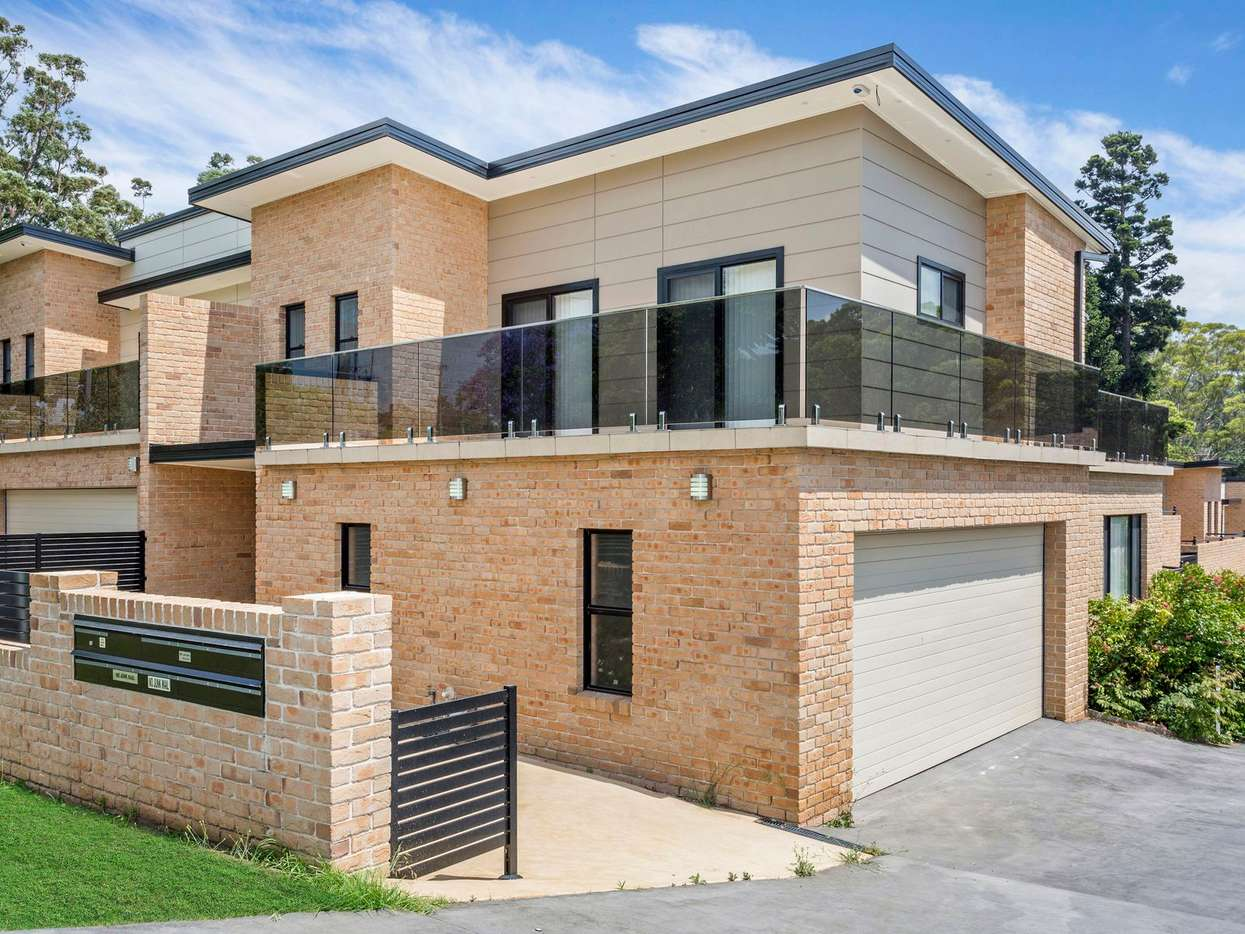 Main view of Homely property listing, 1 / 8 Dempster Street Street, West Wollongong, NSW 2500