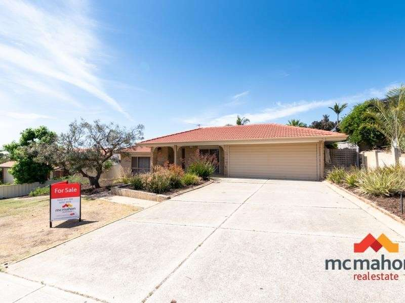 Main view of Homely house listing, 25 WHITCOMBE WAY, Alexander Heights, WA 6064
