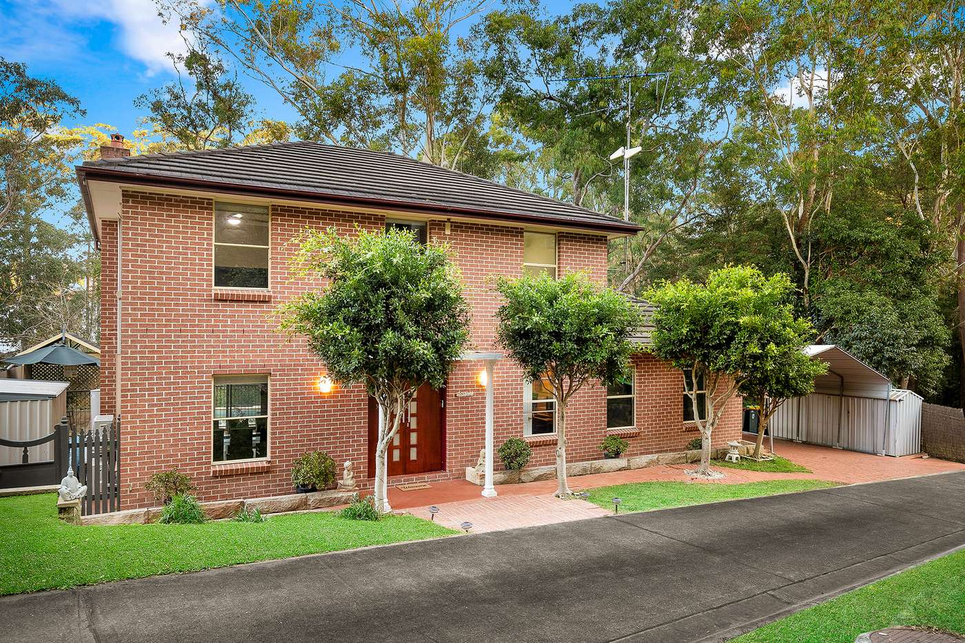 Main view of Homely house listing, 34 Caber Close, Dural NSW 2158