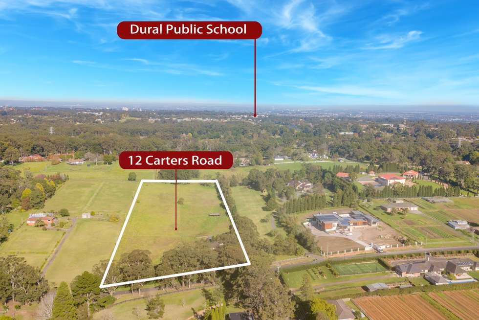 Second view of Homely house listing, 12 Carters Road, Dural NSW 2158