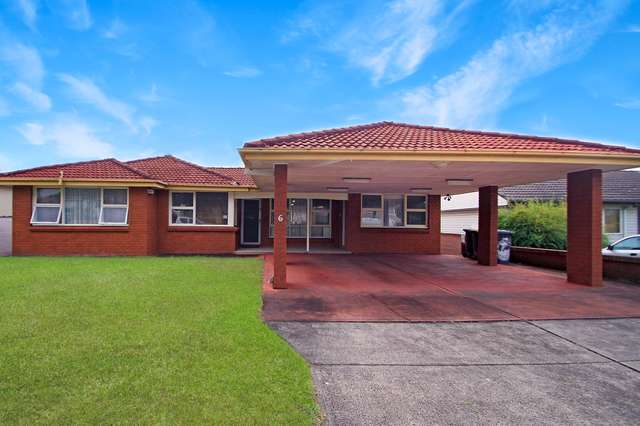 6 and 6A Albury Ave, Campbelltown NSW 2560