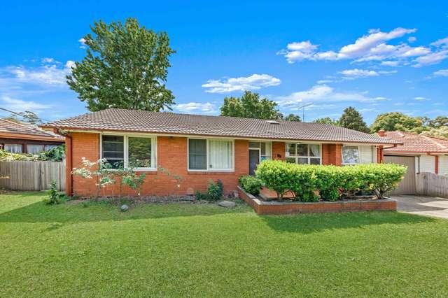 22 Hume  Avenue, Castle Hill NSW 2154
