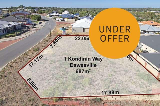 1 Kondinin Way, Dawesville WA 6211