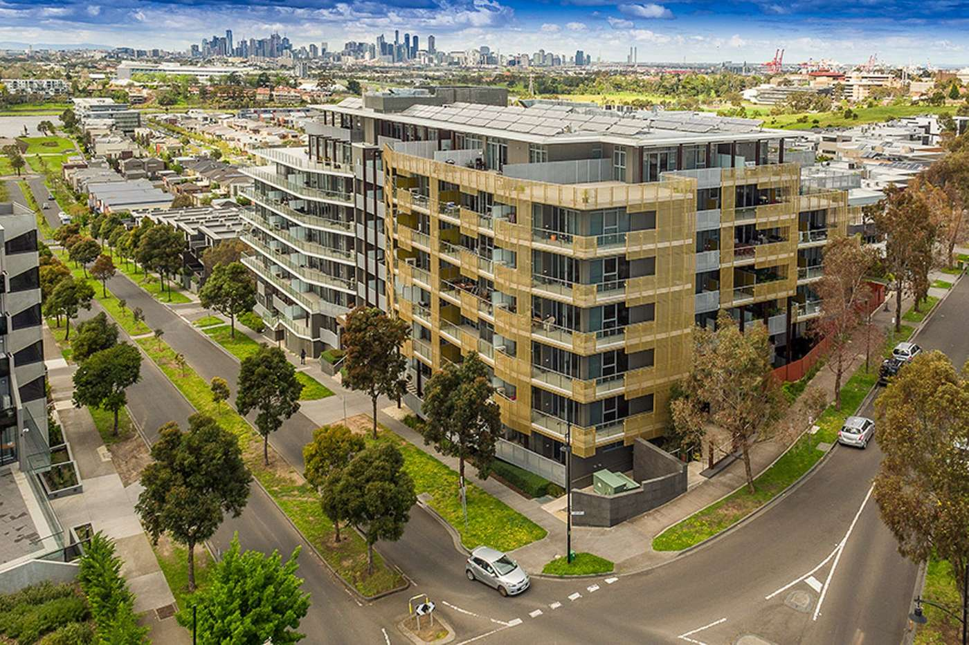 Main view of Homely apartment listing, 10/44 Skyline Drive, Maribyrnong, VIC 3032