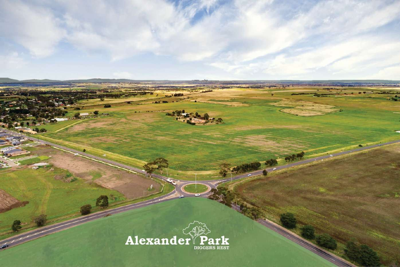 Main view of Homely  listing, Lot 135 Alexander Park, Diggers Rest, VIC 3427
