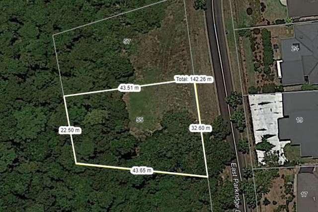 55 East Parkridge Drive, Brinsmead QLD 4870